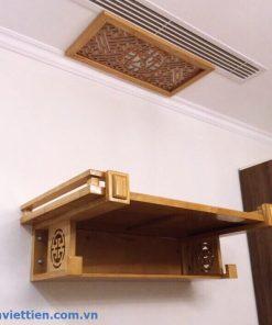 Gía bàn thờ treo tường