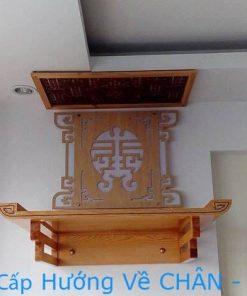 Bàn thờ treo tường chung cư