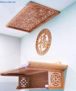 mẫu bàn thờ nhỏ gọn
