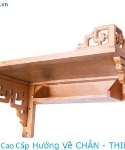 Mẫu bàn thờ treo đẹp