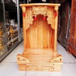 1 5 247x247 - Mẫu bàn thờ ông địa gỗ xoan đào