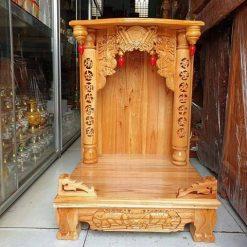2 247x247 - Bàn thờ ông địa gỗ xoan đào cao cấp