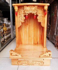 5 4 247x296 - Mẫu bàn thờ ông địa gỗ xoan đào