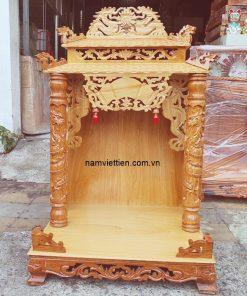 bàn thờ thần tài đẹp